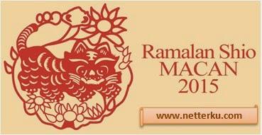 Ramalan Shio Macan Tahun 2015 Dari Blog Netterku.com