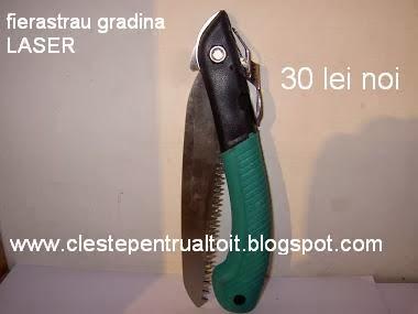 FIERASTRAU LASER GRADINA