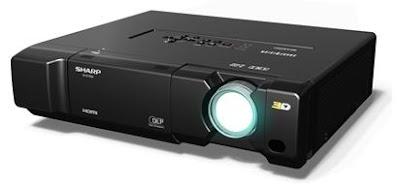 Sharp Projectors XV-Z17000
