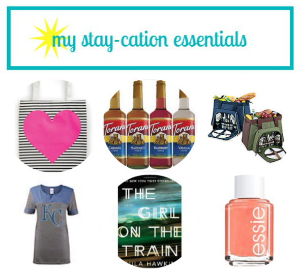 Summer Stay-cation Essentials | www.shealennon.com