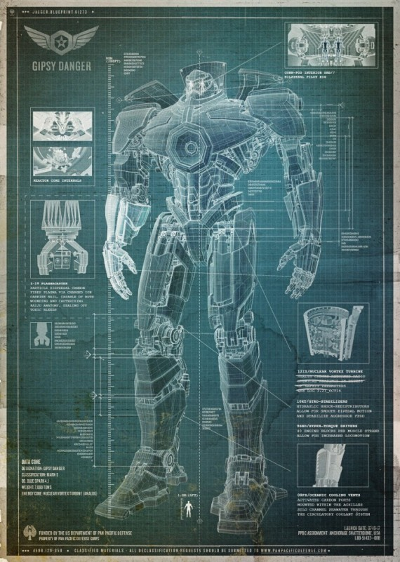 Pacific Rim on Pinterest Pacific Rim Jaeger Gipsy Danger