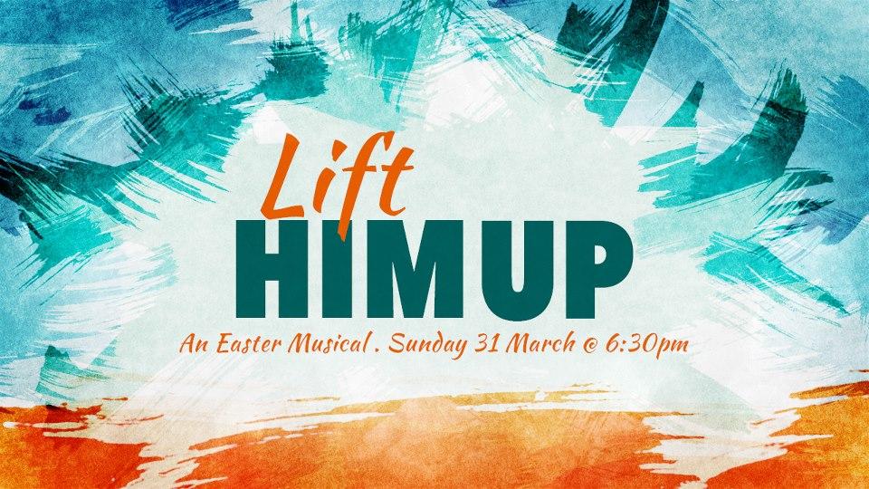 De Stampin' Corner: Lift Him Up Easter Musical