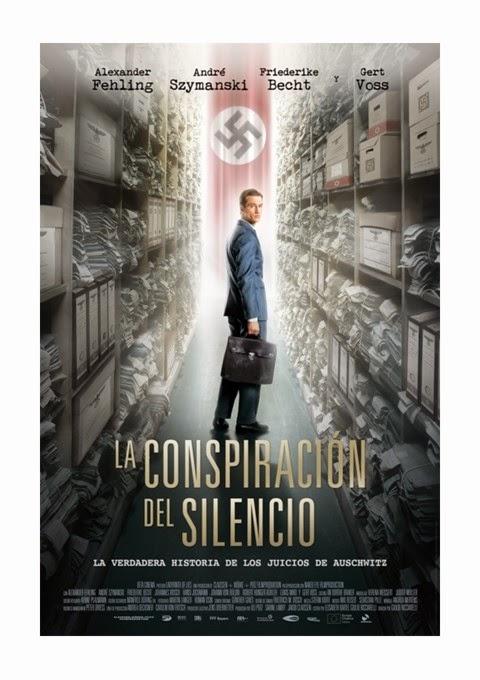 ¿cuala es la última película o filme que has visto? - Página 35 La_conspiracion_del_silencio_33486