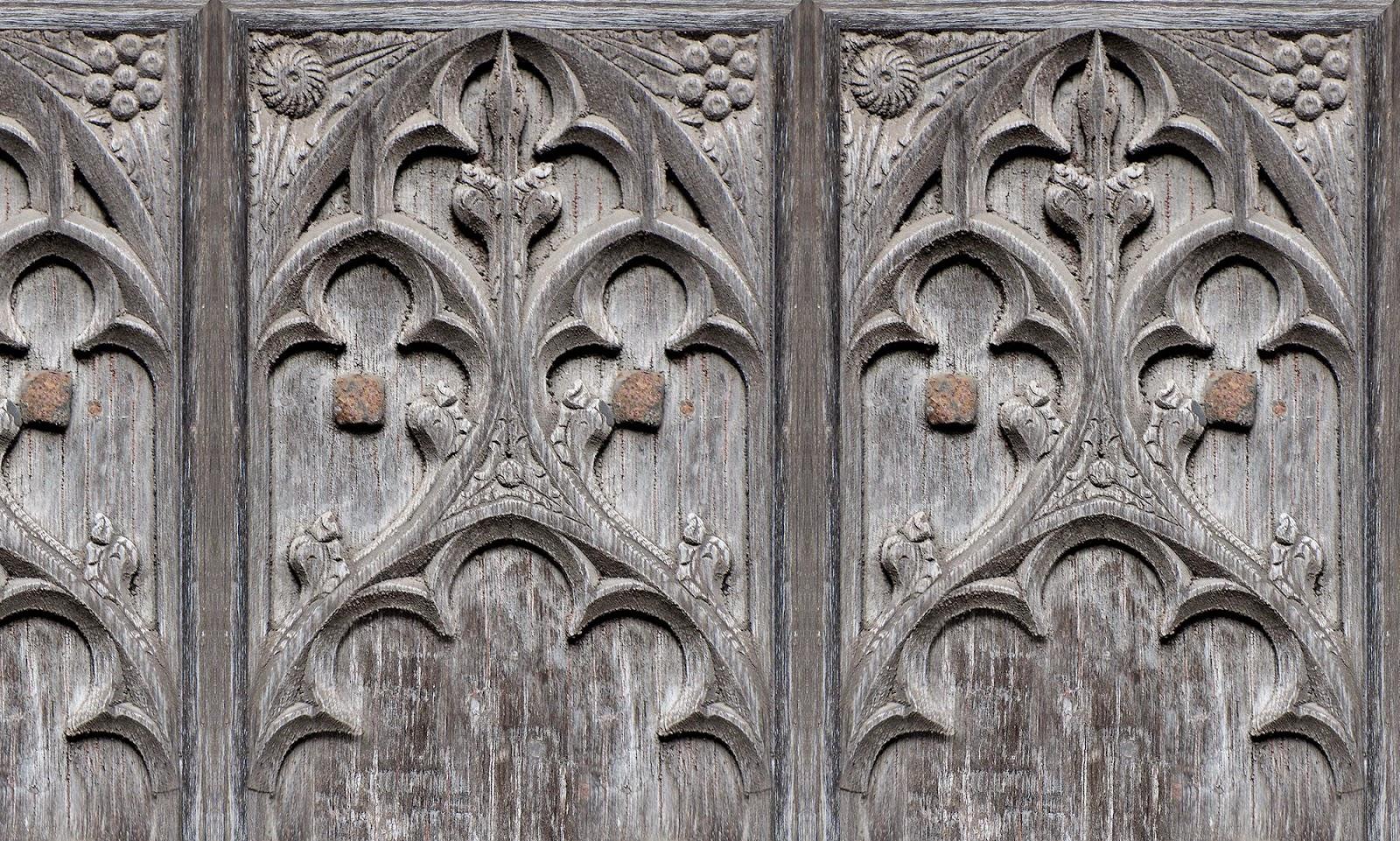 Gothic Design Wallpaper : Zo? design day wallpaper a gothic trompe l
