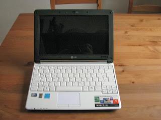 LG X130 Netbook