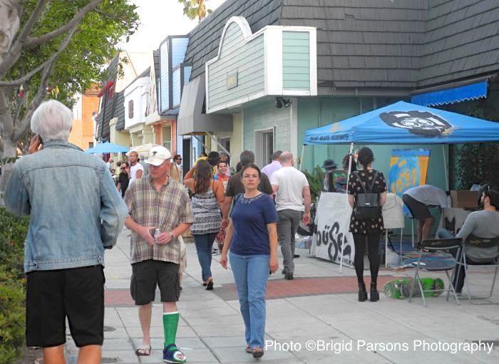 Artists Alley Oceanside CA