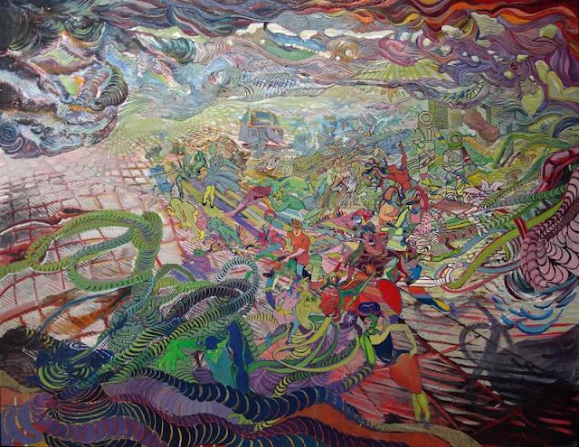 Artistas de la Ciudad de México: Alejandra Contreras Estopier