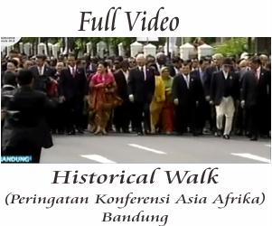 Peringatan Konferensi Asia Afrika ke 60, 24 April 2015