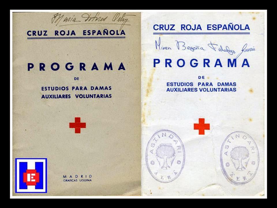 ENFERMERIA AVANZA: PROGRAMA DE ESTUDIOS PARA DAMAS AUXILIARES ...