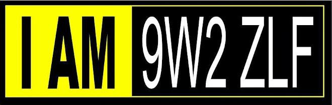 9W2-ZLF ( Nine Whiskey Two Zulu Lima Foxtrot )