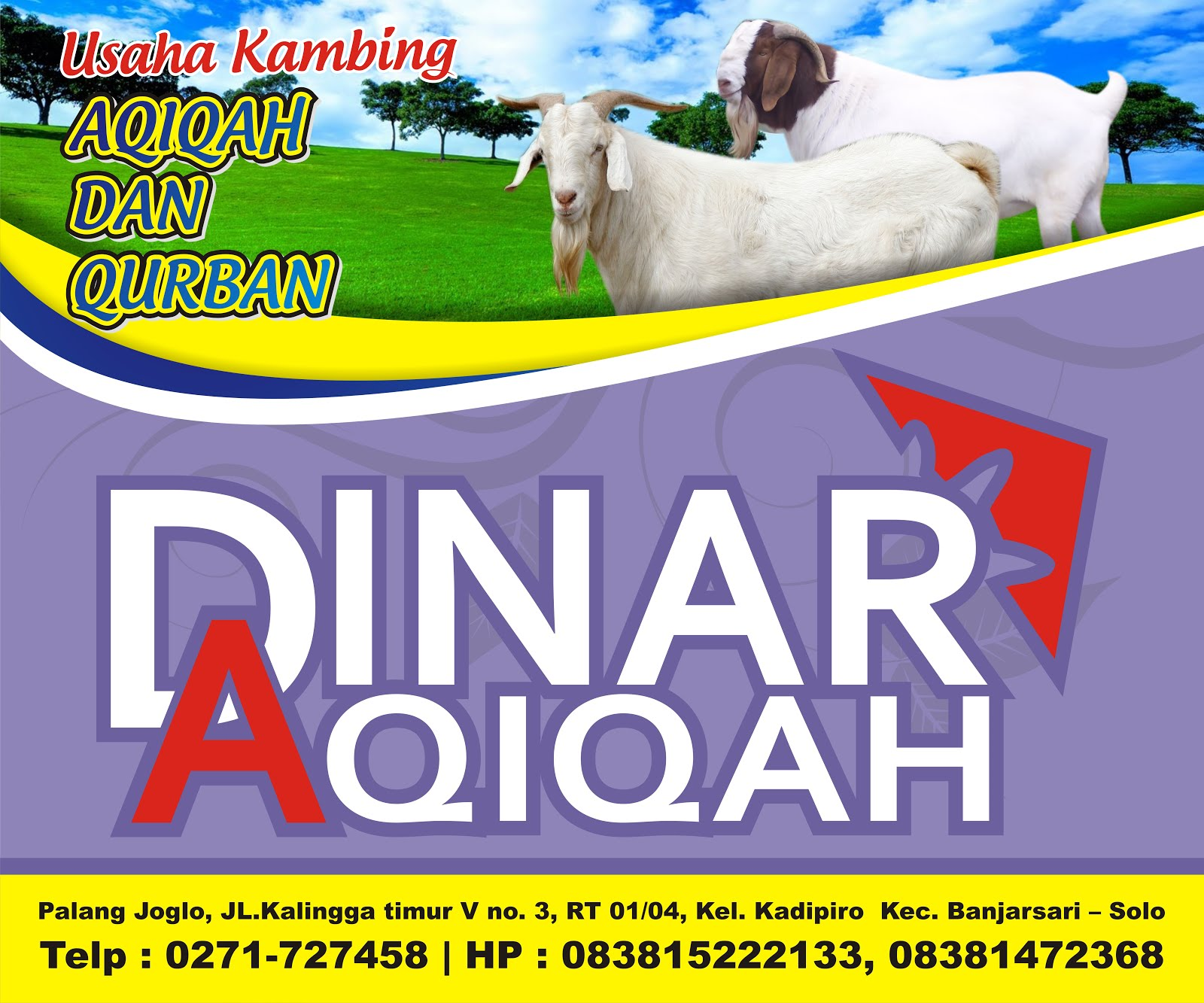 DINAR AQIQAH