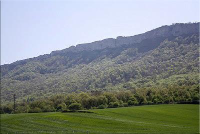 Legunbe visto desde La Llanada