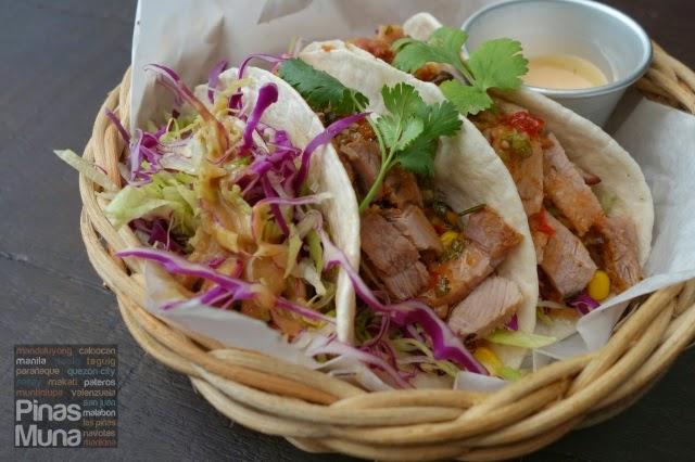 Karnitas Korner Kapitolyo Porchetta Taco
