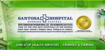 Lowongan Kerja Rumah Sakit, Perawat, IT, Asisten Apoteker, Web Programmer Peluang Kerja RS Santosa Hospital Bandung