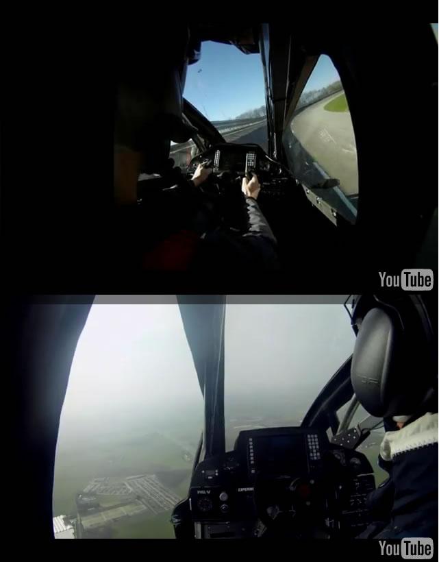 PAL-V, Auto volador desde la cabina
