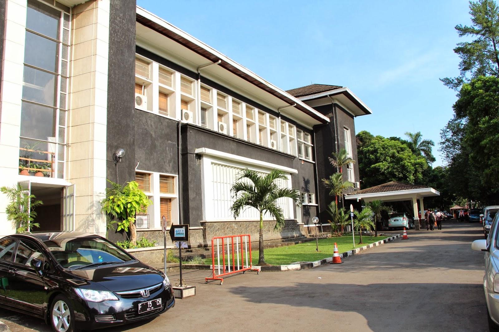 ... Pertanian Bogor (Bogor Agriculture University), Bogor, Indonesia