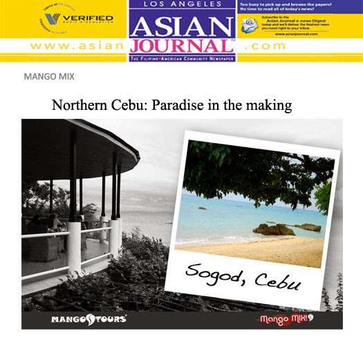 Mango Tours Mango Mix Northern Cebu Paradise Sogod Cebu