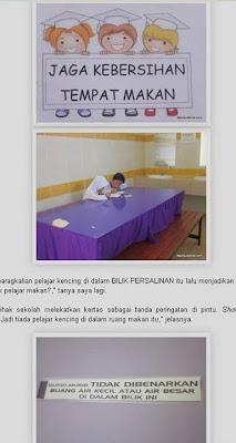 Ini Berita Sebenarnya dari Fitnah Kompas.com Selama Puasa, Siswa Non-Muslim Malaysia Terpaksa Makan di Toilet