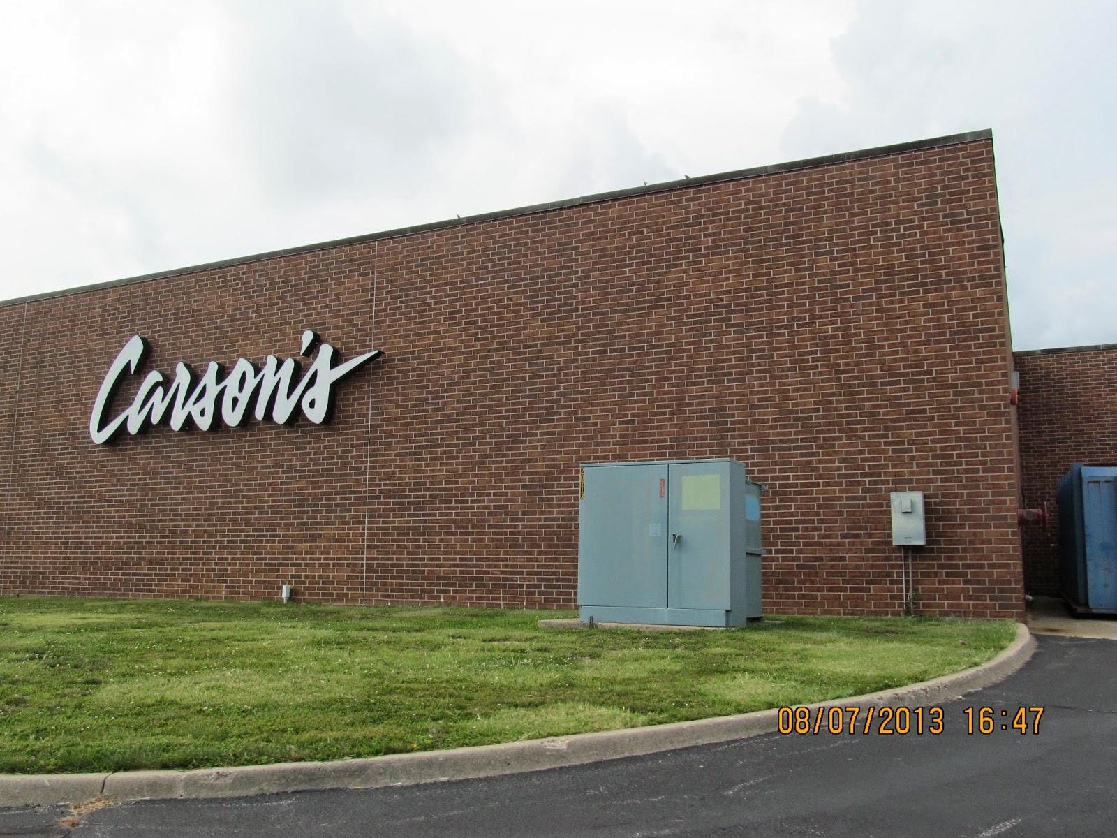 Trip to the Mall: Village Mall- (Danville, IL)