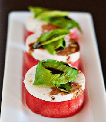 water melon and feta 5