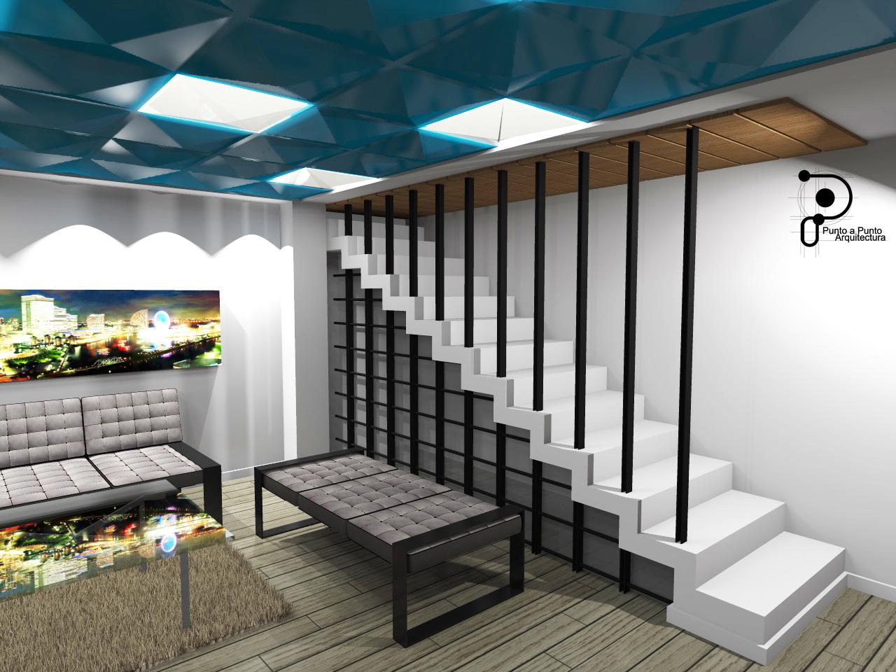 Estudiantes de arquitectura de mexico - Escaleras para sotanos ...