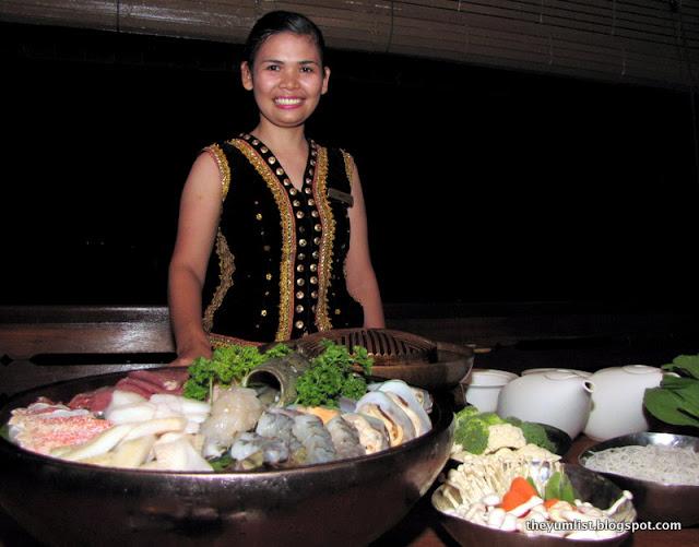 Must Consumes at Gaya Island Resort, Sabah, Malaysia