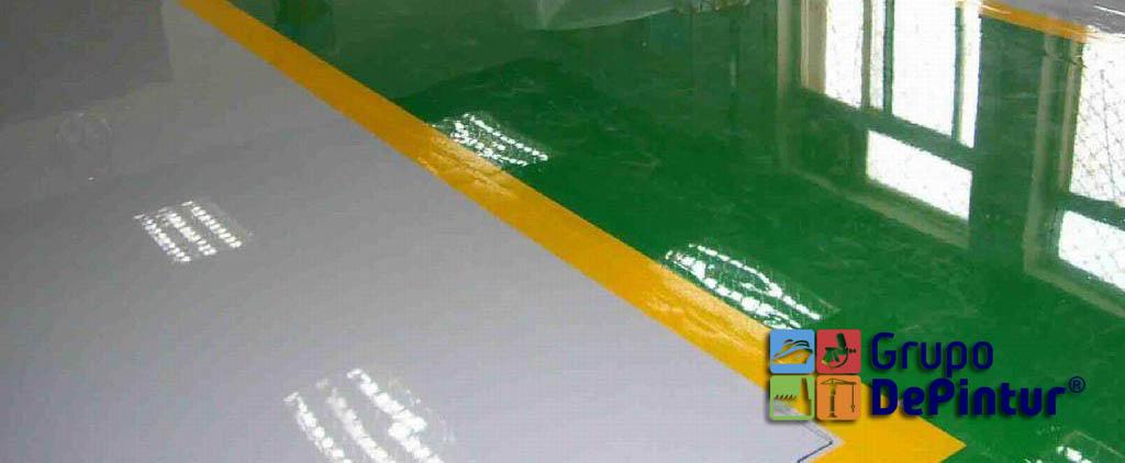 Pinturas para suelos y pavimentos grupo depintur - Pinturas para suelo ...