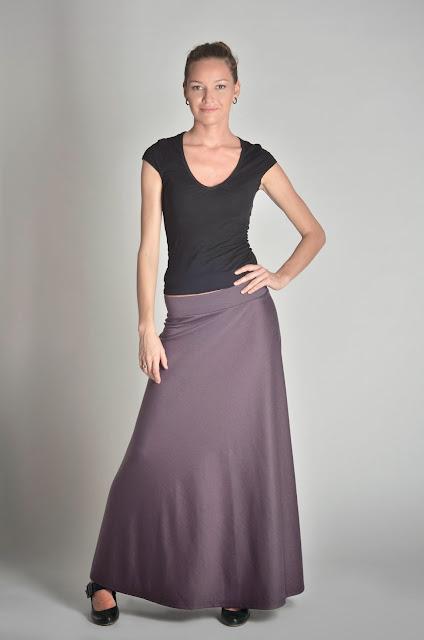 юбки из трикотажа