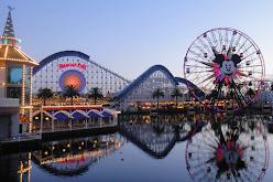 California Tourist Attractions in America