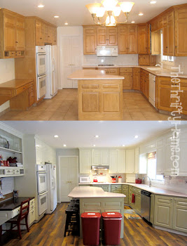 Kitchen Great-Room Makeover