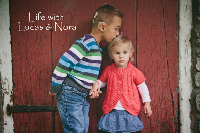 Life with Lucas & Nora
