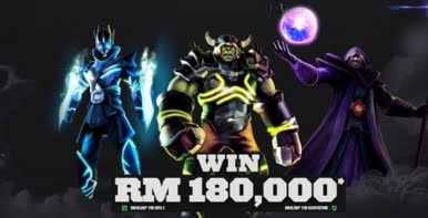 [JOIN NOW] Play Dota 2 or Hearthstone & win up to RM180,000 cash this 2015!