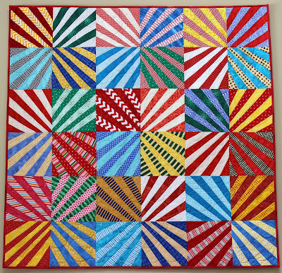 New Quilt Patterns For 2015 : Selvage Blog: Patty High s New Ferris Wheel Quilt!