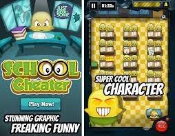 Game gian lận trong lớp học