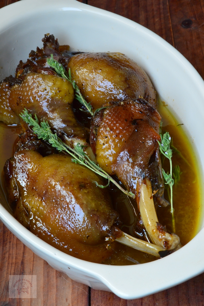 Slow Cooker Duck Confit Recipe — Dishmaps
