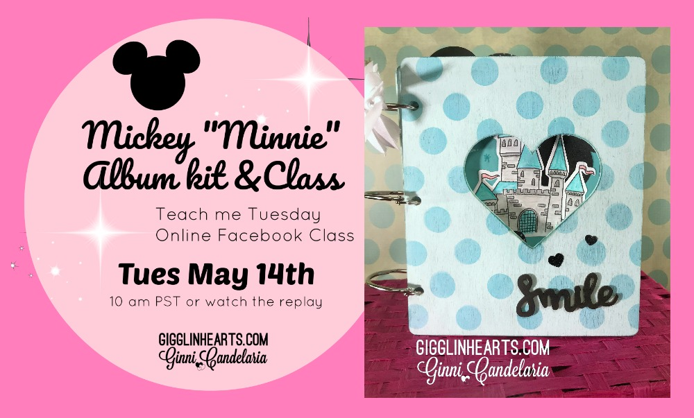 "Mickey ""Minnie"" Album"