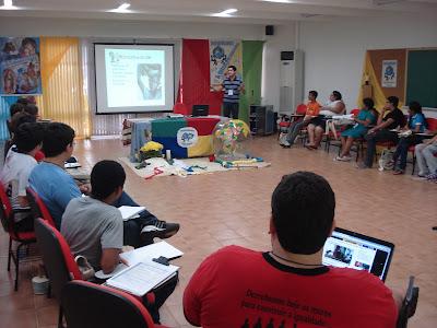 Reflexão e avaliação marcam segundo dia da Assembleia Nacional da Juventude Missionária