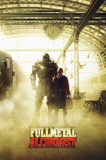 Fullmetal Alchemist Torrent – BluRay 720p/1080p Dual Áudio