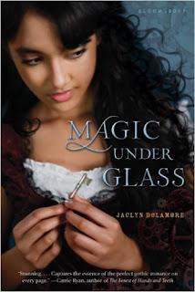 https://www.goodreads.com/book/show/6461779-magic-under-glass