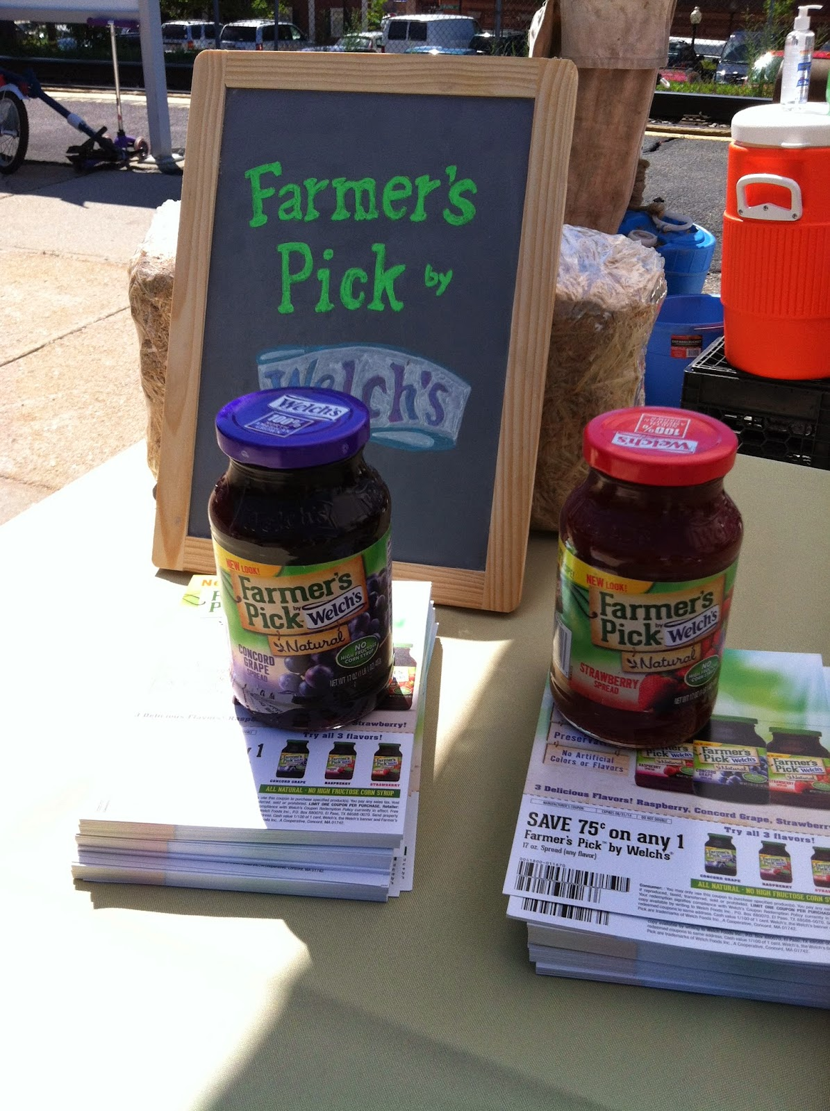 Farmer's Pick Fruit Spreads