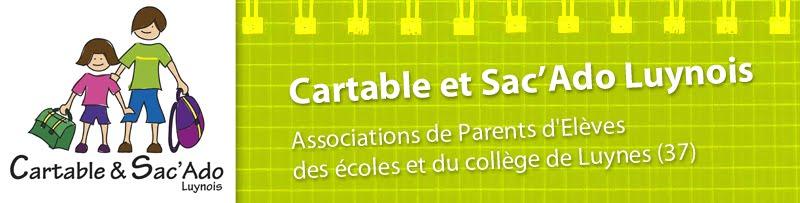 Cartable et Sac'Ado Luynois