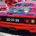 Os Ferrari F40 Portugueses