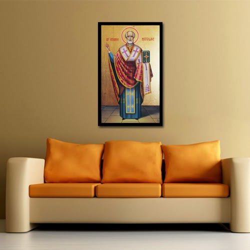 Tablou canvas religios