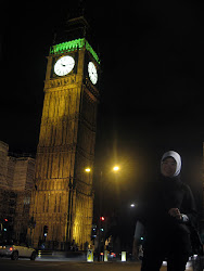 At the famous Big Ben