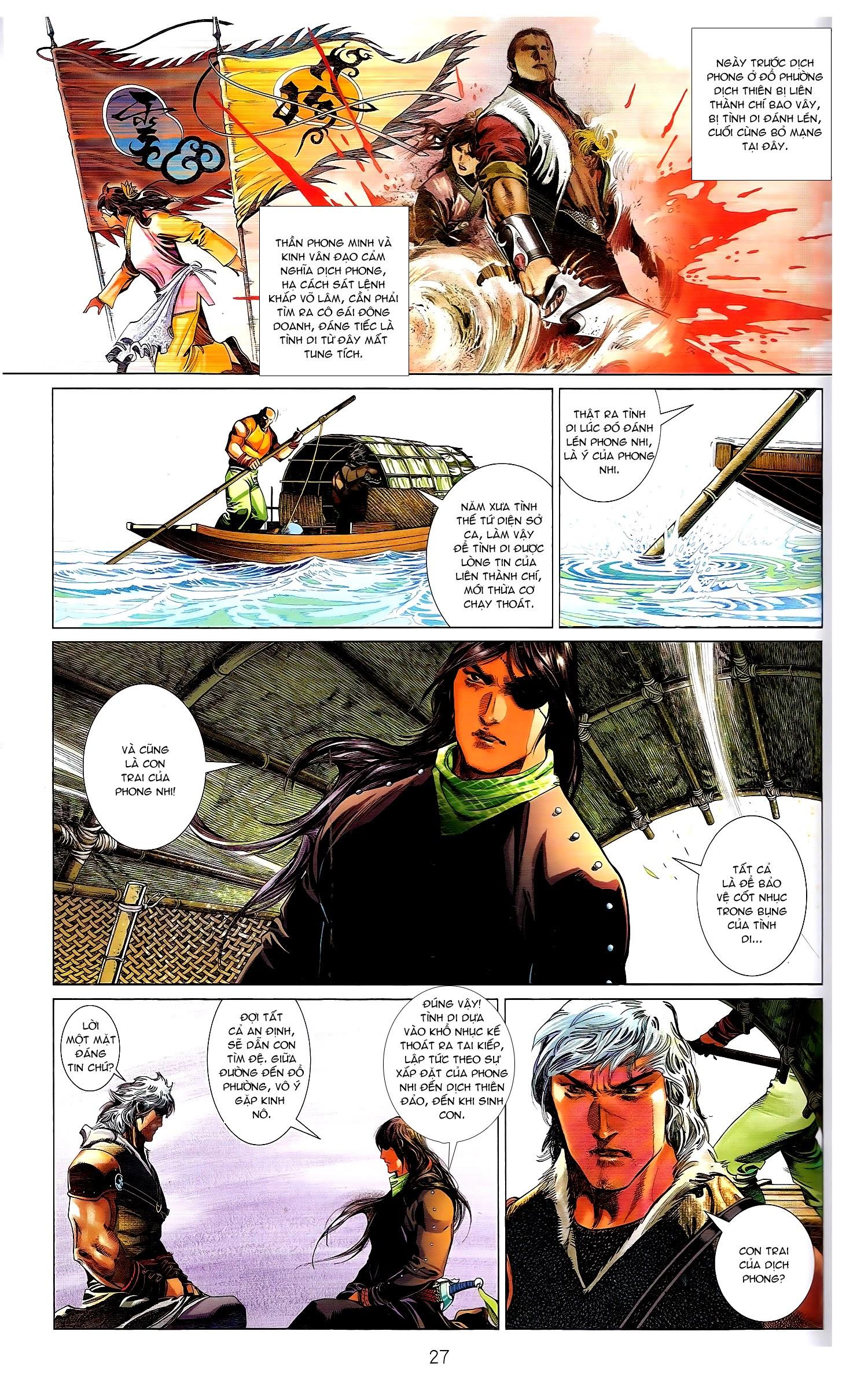 Phong Vân chap 671.1 - Trang 27