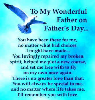 Happy Father's Day 2015 Poems, Prayers, Father's Day Flower and Crafts