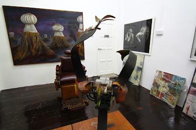 Sarang Art Hub : Sarang Anak Seni Berkarya