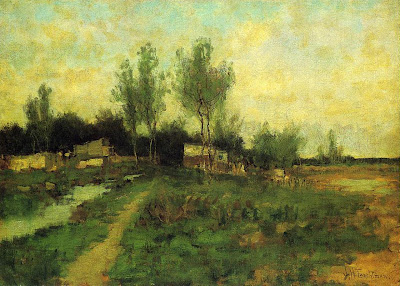 John Henry Twachtman, Country Path