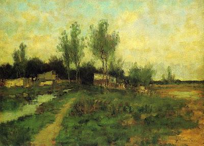 John Henry Twachtman, Country Path