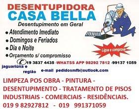 DESENTUPIDORA - SEM QUEBRA
